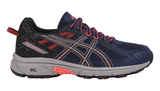 ASICS Women's GEL-Venture® 6 Running Shoe - Indigo Blue/Black/Coral