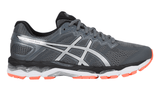 ASICS Men's GEL-Superion™ Running Shoe - Dark Grey/Silver/Hot Orange