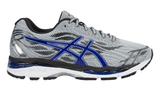 ASICS Men's GEL-Ziruss™ Running Shoe - Mid Grey/ASICS Blue/Black