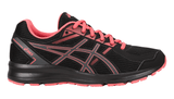 ASICS Women's Jolt Running Shoe - Black/Carbon/Peach