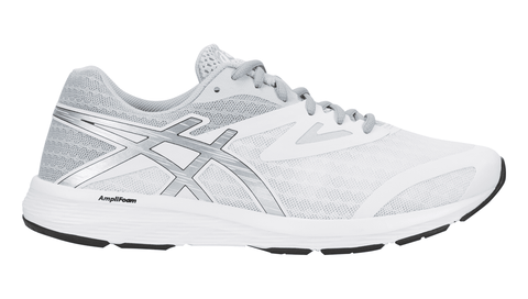 ASICS Men's AMPLICA™ Running Shoe - White/Silver/Black