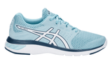 ASICS Women's GEL-Moya Running Shoe - Porcelain Blue/White/Porcelain Blue