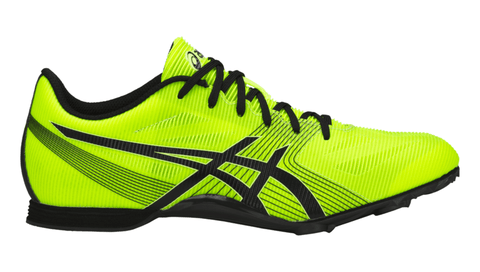 ASICS Men's Hyper® MD 6 Track & Field Shoe - Safety Yellow/Black