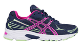 ASICS Women's GEL-Vanisher Running Shoe - Indigo Blue/Pink Glow/Paradise Green
