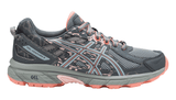 ASICS Women's GEL-Venture® 6 Running Shoe - Carbon/Mid Grey/Seashell Pink