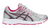 ASICS Women's Jolt Running Shoe - Glacier Grey/Carbon/Bright Rose