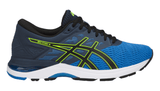 ASICS Men's GEL-Flux™ 5 Running Shoe - Directoire Blue/Black/Safety Yellow