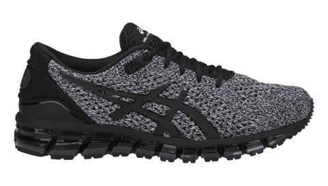 ASICS Men's GEL-Quantum 360™ Knit Running Shoe - Black/White/Black