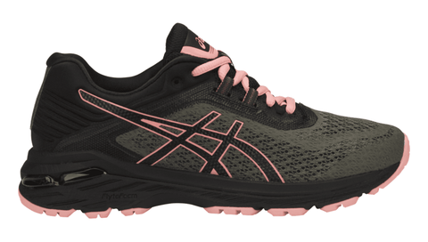 ASICS Women's GT-2000™ 6 Trail Running Shoe - Four Leaf Clover/Black/Coral Cloud