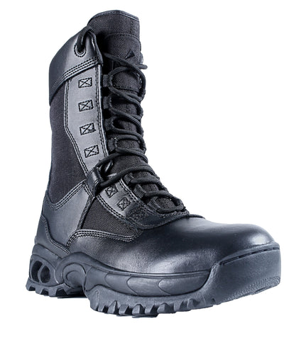 Ridge 8010ST Air-Tac Ghost Zipper Steel Toe Boot