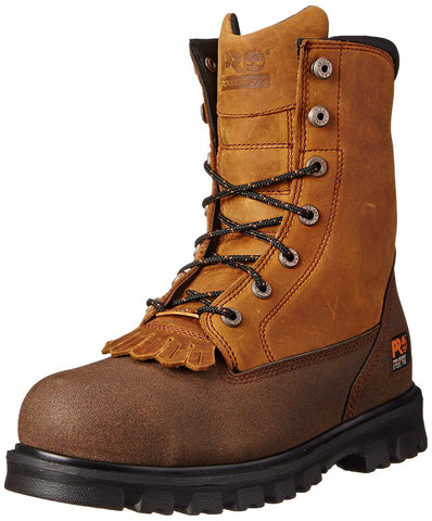 "Timberland PRO Men's Rigmaster Rigger 8"" Lace-Up Boots Bandit"