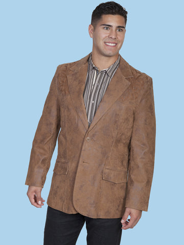 Scully 92 Men's Frontier Leather Jacket