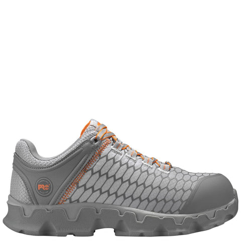 Timberland PRO Women's Powertrain Sport Alloy Toe SD+ Work Shoes Grey