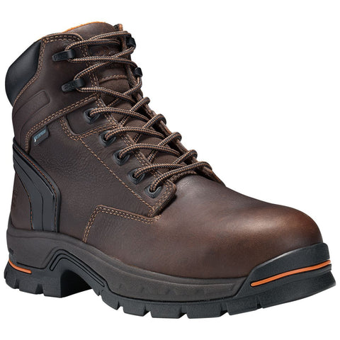 Timberland PRO Work Boots Brown