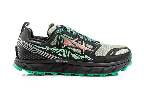 Altra Womens Lone Peak 3.0 Neoshell Low Shoe