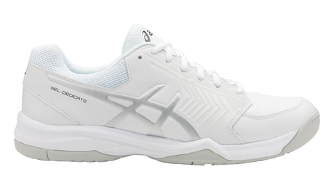 Asics Men's GEL-DEDICATE® 5 White/Silver