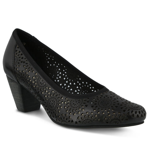 Spring Step Women's Abila Pump Black