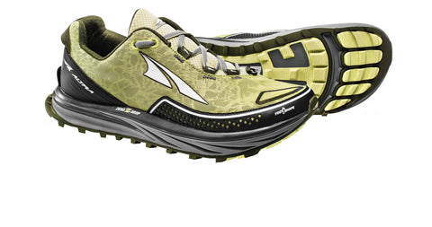 Altra Men's Timp Trail Shoes Lime