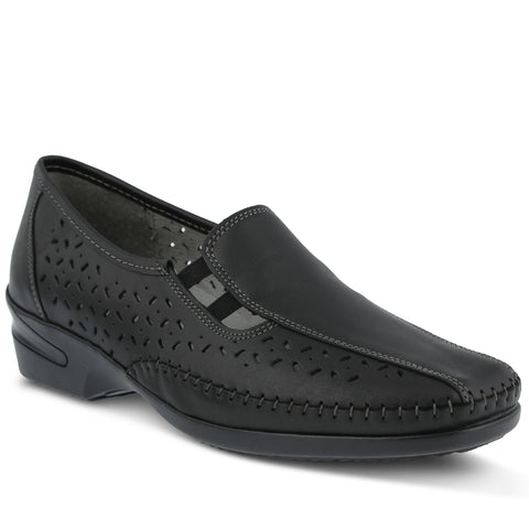 Spring Step Women's Amari Slip-On Shoe Black