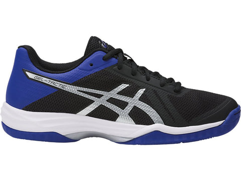 Black/ASICS Blue/Silver