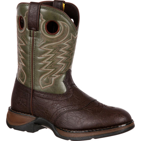 Durango Little Kids Saddle Western Boot