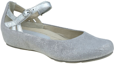 Earthies Women's Capri Shoe Grey