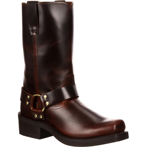 Durango Men's Rubbed Brown Harness Boot