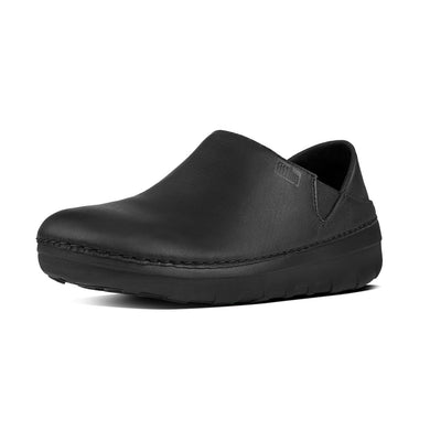 Fitflop Women's Superloafer™ Leather Loafers All Black