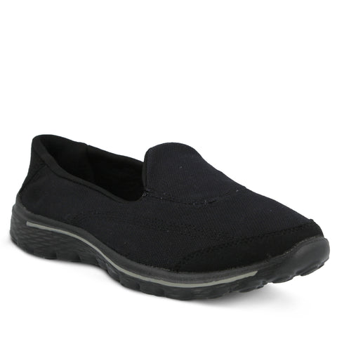 Spring Step Women's Endive Slip-On Shoe Black