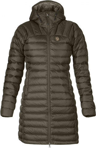 Fjallraven Women's Snow Flake Parka Jackets