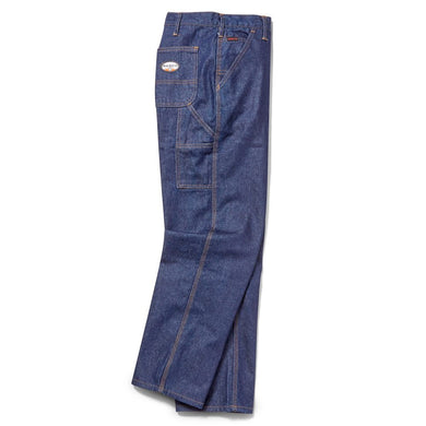 Rasco FR Men's Carpenter Pants Blue Denim