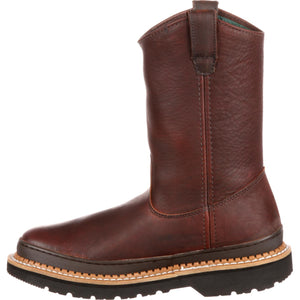Georgia Men's Giant Wellington Pull-On Work Boot