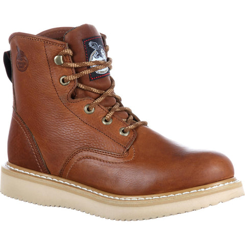Georgia Men's Wedge Steel Toe Work Boot
