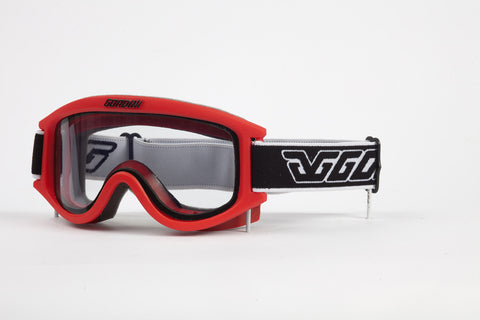 Gordini Junior's Starting Gate II Goggles- Clear Lens