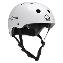Load image into Gallery viewer, Pro-Tec Classic Helmet, Gloss White