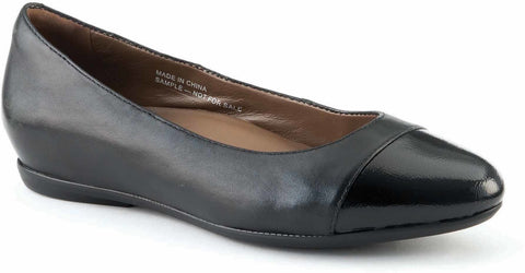 Earthies Women's Hanover Shoe Black