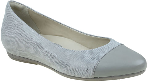 Earthies Women's Hanover Shoe Pale Grey