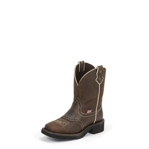 Justin L9618 Women's Brown Gypsy Boots