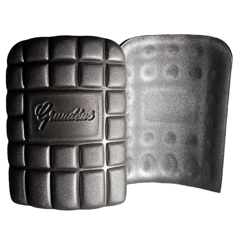 Grundens Knee Pad Gray