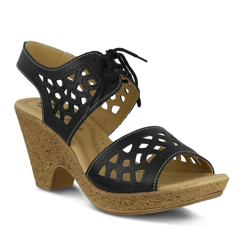 Spring Step Women's Lamay Sandal Black