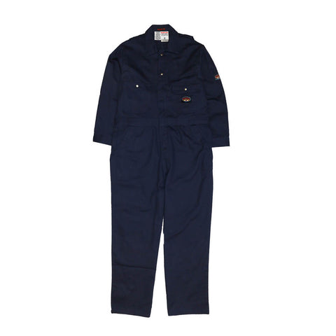 Rasco FR Men's Heavyweight Coveralls Navy