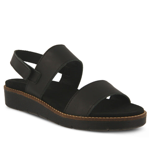 Spring Step Women's Luzia Sandal Black