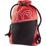 TYR Men's Alliance Waterproof Sackpack Red