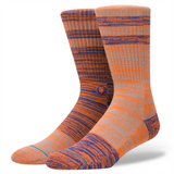 Stance Men's Mets Greystone Sock, Blue