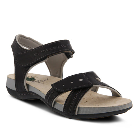 Spring Step Women's Maluca Sandal Black