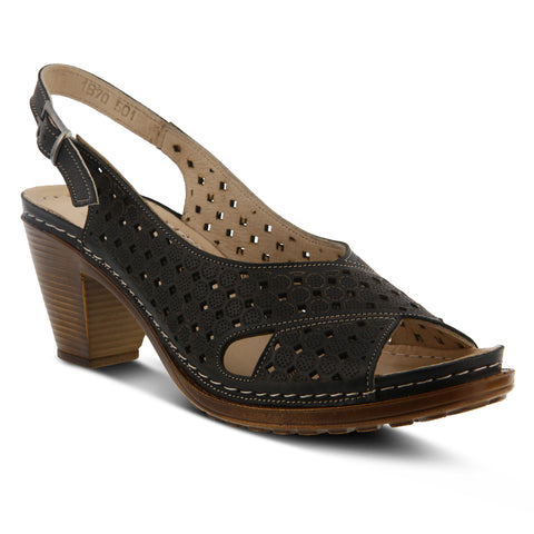 Spring Step Women's Marika Sandal Black