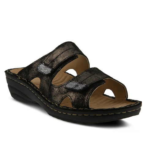Spring Step Women's Marsela Slide Sandal Black