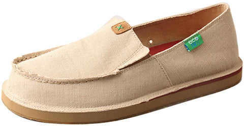 Twisted X MCL0005 Men's ECO TWX Slip On Ultra Comfeez Casual Loafer