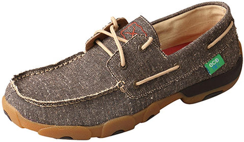 e1be0224e46 Twisted X MDM0064 Men s ECO TWX Driving Moc D Toe