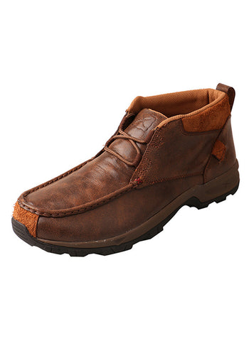 Twisted X Men's Hiker Shoe Brown